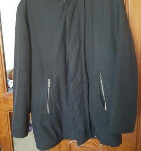 Куртка- плащ осенняя