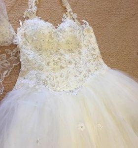 Срочно!!!!Свадебное платье