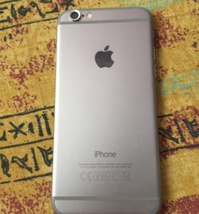 iPhone 6 (16 gab)space gray