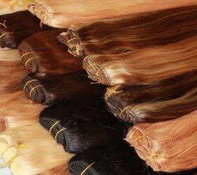 Натуральные волосы в наличии