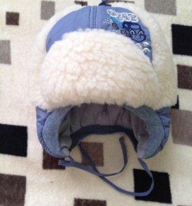 Шапка зимняя ОГ 44 см