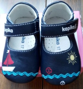 Туфельки детские на первые шаги