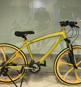 Велосипед горный BMW