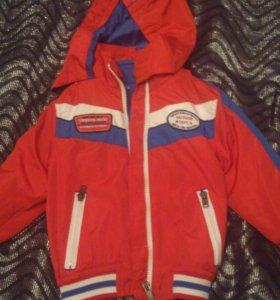 Куртка детская 104