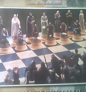 Шахматы властелин колец