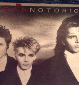 """Виниловая пластинка Duran Duran """"Notorious"""""""