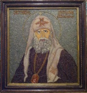 Икона Святитель Тихон Патриарх Московский и Всея Р
