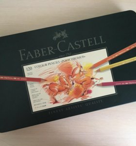 Набор цветных карандашей Faber-Castell Polychromos