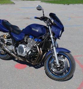 Продам Yamaha XJR1300 2004г.