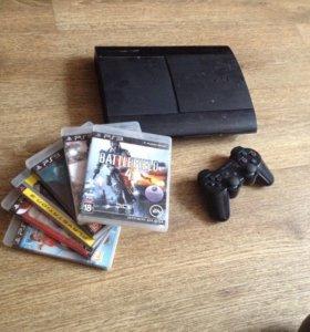 Sony PS3 slim 500gp
