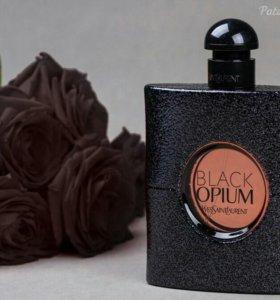 Black Opium Yves Saint Laurent для женщин 90 мл.