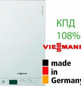 Газовый котел Висман Wiessmsnn Vitodens 100W