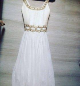 Вечернее,свадебное  платье на выпускной