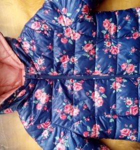 Курточка бенетон весна-осень