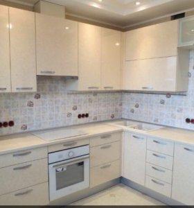 Кухонный гарнитур МДФ-0218