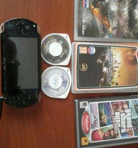 Продам PSP или обменяю на телефон.