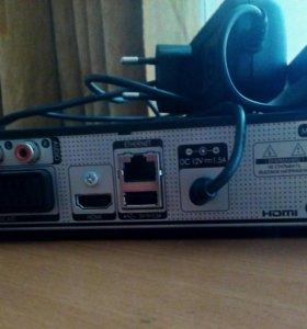 Цифровая тв приставка ресивер Humax cxhd-5150C