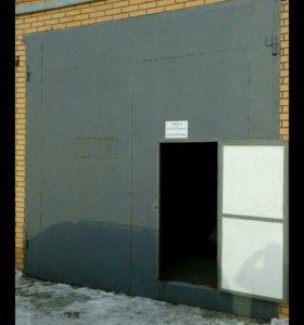 Продам большой гараж 5х12 метров. ворота 3.5 метра