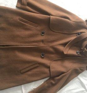 Пальто осеннее весеннее женское 40-42
