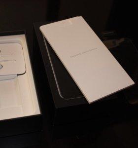 iPhone 7 128 GB jet black продажа/обмен