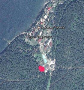 Дом в доме отдыха Тургаяк на озере Тургаяк