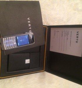 Мобильный телефон Vertu ( в коробке)