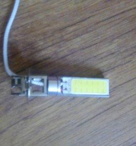 Сваетодиодные лампы