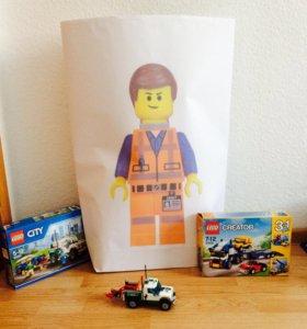 Эко-мешок для игрушек
