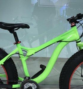 Велосипед фэтбайк Hummer