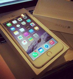 Iphone 6 plus gold 16 gb