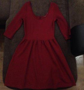 Платье Бершка