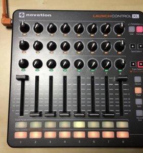 Миди-контроллер Novation LauchControl XL