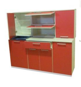 Кухонный гарнитур 1.5 м