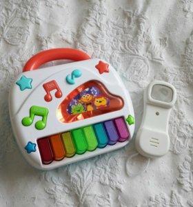 Телефон- пианино