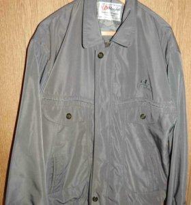 Куртки ветровки. Р. 54-56.