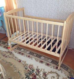 Кроватка без матраца, звонить 89600590303