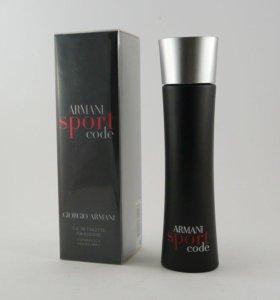 Armani - Code Sport - 100 ml