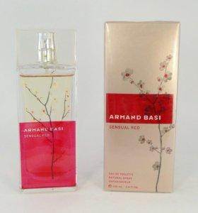 Armand Basi - Sensual Red - 100 ml
