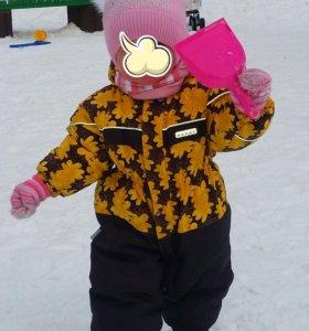 Комбенизон костюм зима Kerry Керри 80 86 см