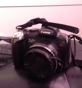 Фотоаппарат canon sx20