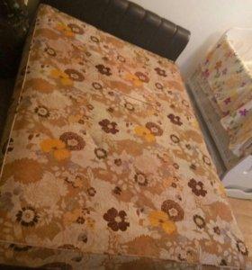 Тахта кровать с подъемным механизмом