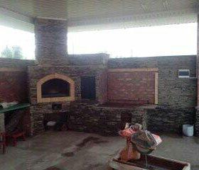 Строительство домов печей каминов