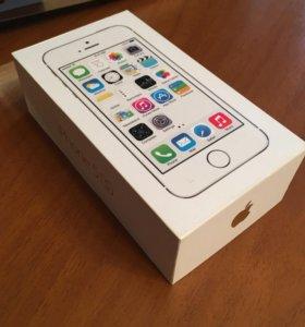 Оригинальная коробка IPhone