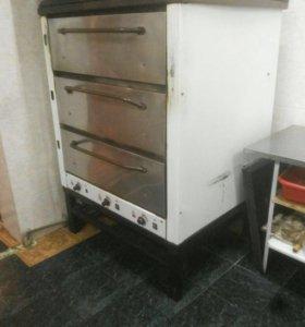 Производственная печь
