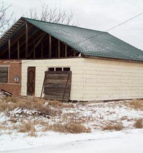 Недостроеный дом