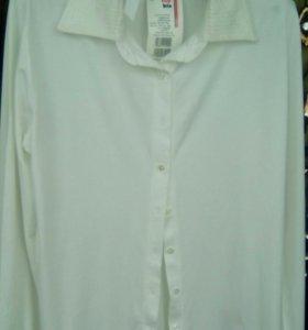 Новая блуза top bis размеры 50, 52