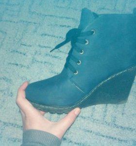 Обувь женская,зимняя