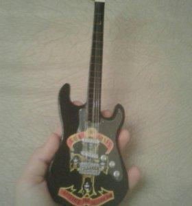 Гитара мини