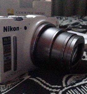 Фотоаппарат Nikon Coolpix s9700