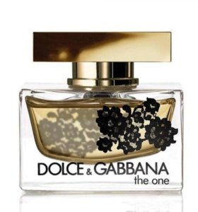 "ТЕСТЕР Dolce & Gabbana ""The One Lace Edition"""